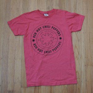 Other - Red Hot Chili Peppers T Shirt Size XS Red 2014